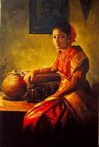 RhythmOfArt: S.Elayaraja's - Oil Painting,Knife Painting ...
