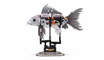Lego Forma Adults Fish Sets Skins Models