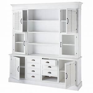 les 25 meilleures images du tableau vaisselier bois With meuble style maison du monde 6 buffet vaisselier luberon 4 portes 4 tiroirs