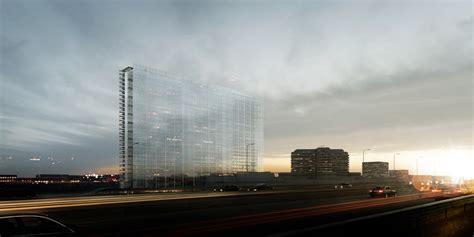 construction  start  european patent office  jean nouvel