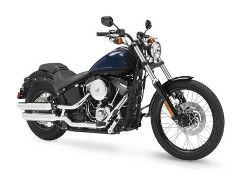 2012 Harley-davidson Softail Fxs Blackline