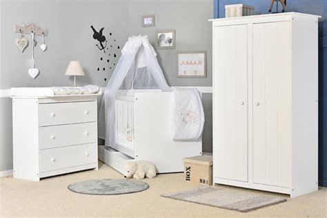 chambre bébé grain d 39 orge blanche