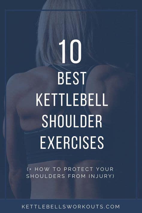 kettlebell shoulder exercises
