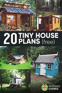 Tiny House Pläne : 20 free diy tiny house plans to help you live the small happy life homestead life haus ~ Eleganceandgraceweddings.com Haus und Dekorationen