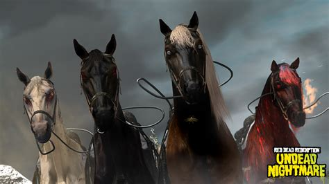 Four Horses Of The Apocalypse Red Dead Wiki Fandom