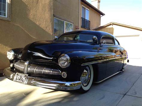 Mercury Cars : 1950 Mercury Coupe For Sale
