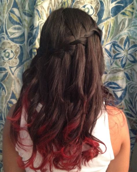 1000 Images About Hair On Pinterest Beautiful Red Dip