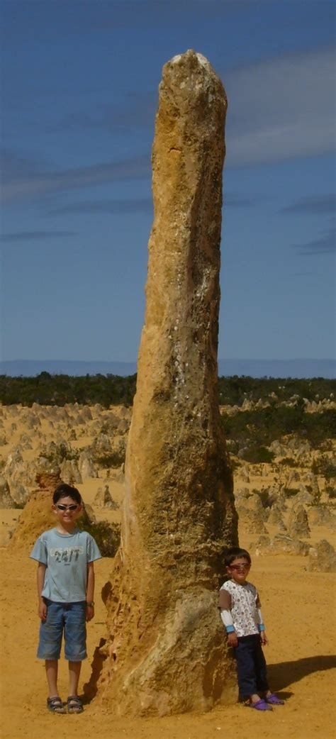 The Pinnacles Nambung National Park Western Australia