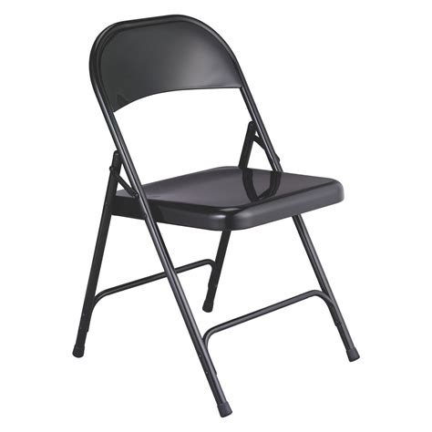 macadam black metal folding chair buy now at habitat uk