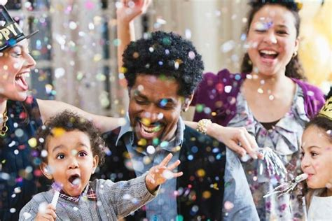 Family-friendly New Year's Eve Fun