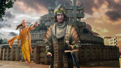spy system  mauryan empire  mysterious india