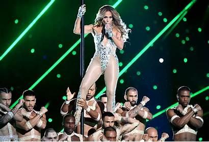 Lopez Jennifer Super Bowl Performance During Hustlers