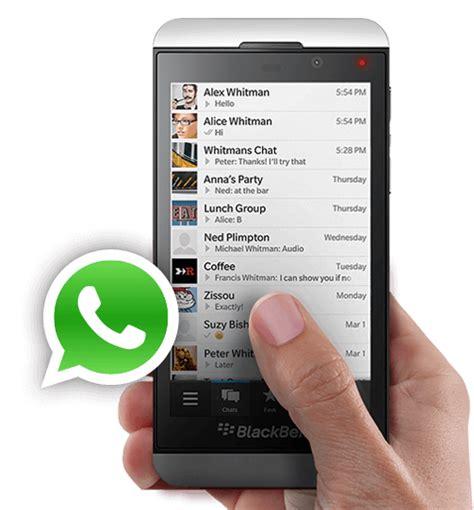 baixar whatsapp blackberry apenda a baixar o whatsapp