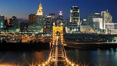 Skyline Cincinnati Wallpapers Desktop Backgrounds Iphone Amazing