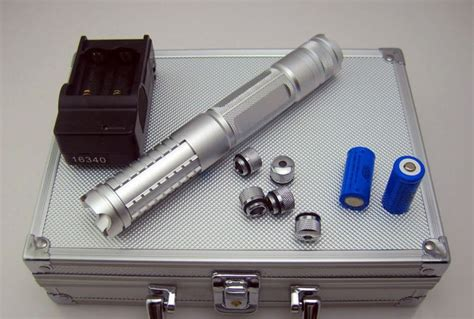 Compact Powerful Blue Laser Pointer High Power