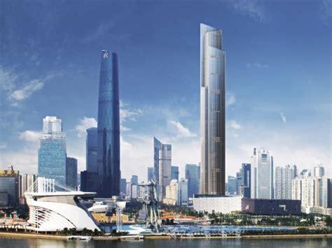 Guangzhou-CTF-Finance-Centre - Elevator Today