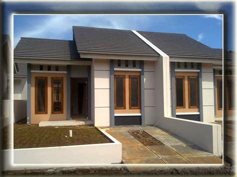 desain rumah minimalis modern type    lantai