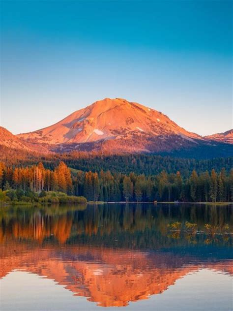 Lassen Peak Bing Wallpaper Download