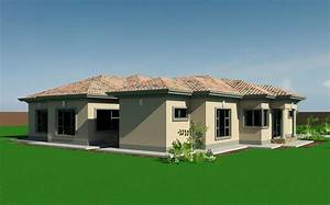 Beautiful House Plans In Polokwane Awesome Interesting 3 ...
