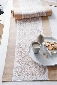 Vintage Style Deko : einsame spitze tischl ufer deko vintage impressionen grandma 39 s best pinterest ~ Markanthonyermac.com Haus und Dekorationen