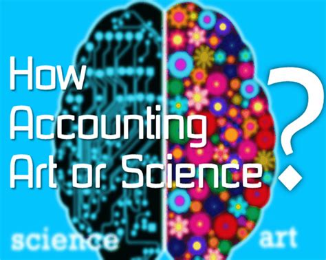 accounting    art  science