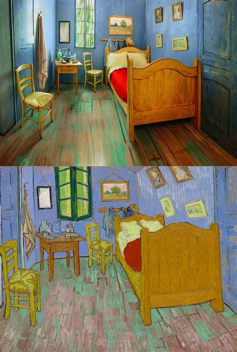 Bedroom Paintings by The Institute Of Chicago S Clever New Bedroom Is Up