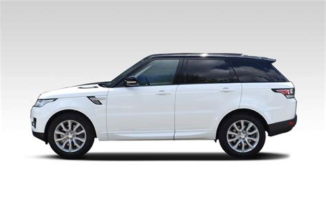 range rover range rover sport full wrap in white reforma uk