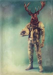 Animal Astronauts - RobotSpaceBrain