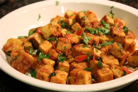 cuisine tofu indian curried tofu recipe on honest cooking