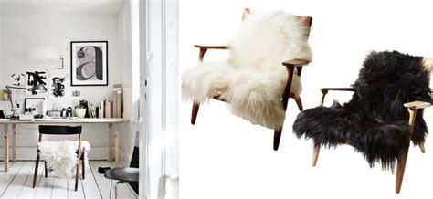 mouton maison du monde charmant plaid fourrure maison du monde 6 veritable vraie peau de mouton poil blanc noir