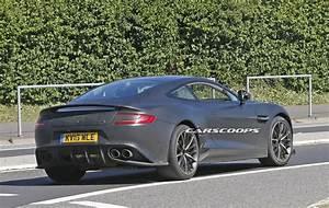 Aston Martin Vanquish S : aston martin spied working on final vanquish s model ~ Medecine-chirurgie-esthetiques.com Avis de Voitures