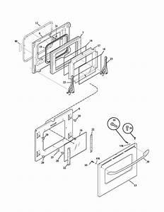 Frigidaire Dual Fuel Range Parts