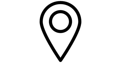 location pin  maps  flags icons