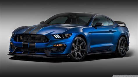 2016 Ford Mustang Shelby Gt350 4k Hd Desktop Wallpaper For