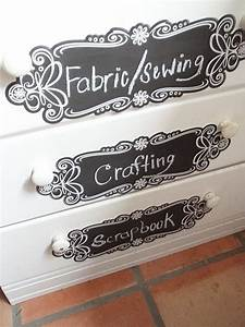 use chalkboard decal stickers to label cabinet in the With kitchen cabinets lowes with chalkboard sticker labels