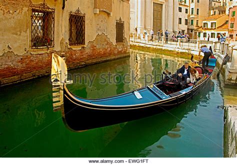 Venice Gondola Or Boat by Gondola Boat Stock Photos Gondola Boat Stock Images Alamy