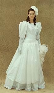 Robe Année 80 : petit d lire quel tait le type de robe de mari e l ~ Dallasstarsshop.com Idées de Décoration