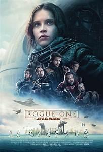 Poster Star Wars : rogue one a star wars story poster revealed and trailer ~ Melissatoandfro.com Idées de Décoration