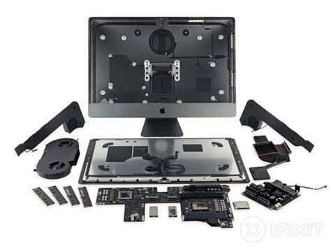 imac pro teardown highlights modular ram cpu  ssd
