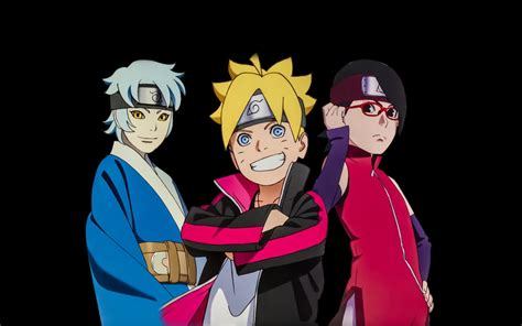 Boruto Uzumaki Wallpapers 1920x1200 Desktop Backgrounds