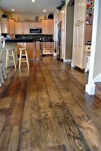 best rustic wood flooring 20 Stunning Rustic Wood Flooring For Many Kinds Of Home Designs