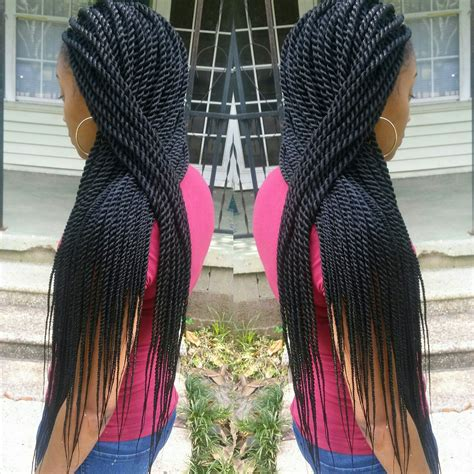 rope twists shared  braidsbyguvia twist hairstyles