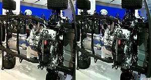 Ford Raptor Chassis Walkaround 2013 Naias Detroit Auto