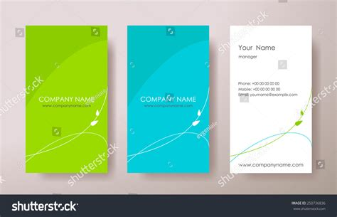 Set Vertical Abstract Business Cards Plant Stock Vector Business Card Scanner Javascript Mary Kay Template Free Download Hs Code Export Xiaomi Cards Templates For Mac Upload To Outlook On Android