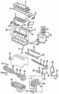 1999 Honda Accord Parts