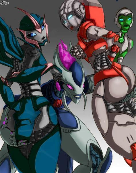 transformers animated slipstream porn