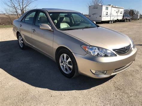 2005 Toyota Camry Mpg by 2005 Toyota Camry Xle V6 4dr Sedan In Tolono Il Hdr Motors