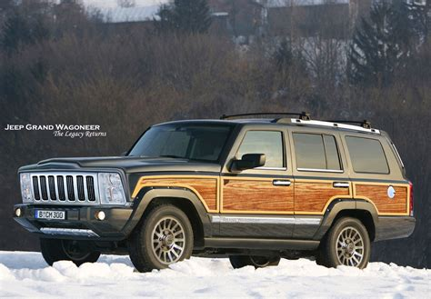 2018 Jeep Grand Wagoneer Concept A