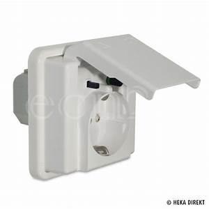 Steckdose Außen Wasserdicht : aussen steckdose ip44 mit fi schalter 0 03a ~ Orissabook.com Haus und Dekorationen