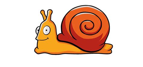 How To Draw Cartoon Snail In Adobe Illustrator « Adobe